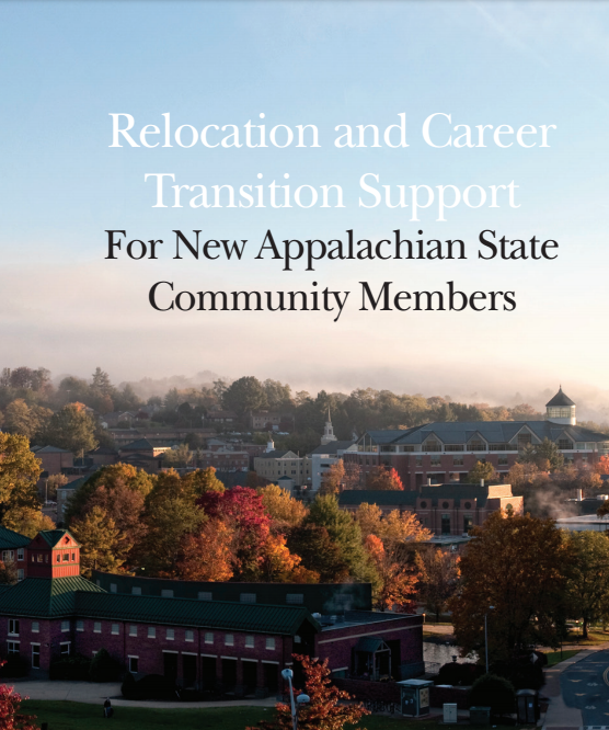 Relocation and Career Transition Support